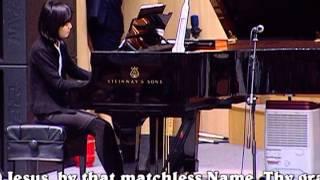 There is no Name So Sweet (arr. Johann Kim/ piano, Sosunny)