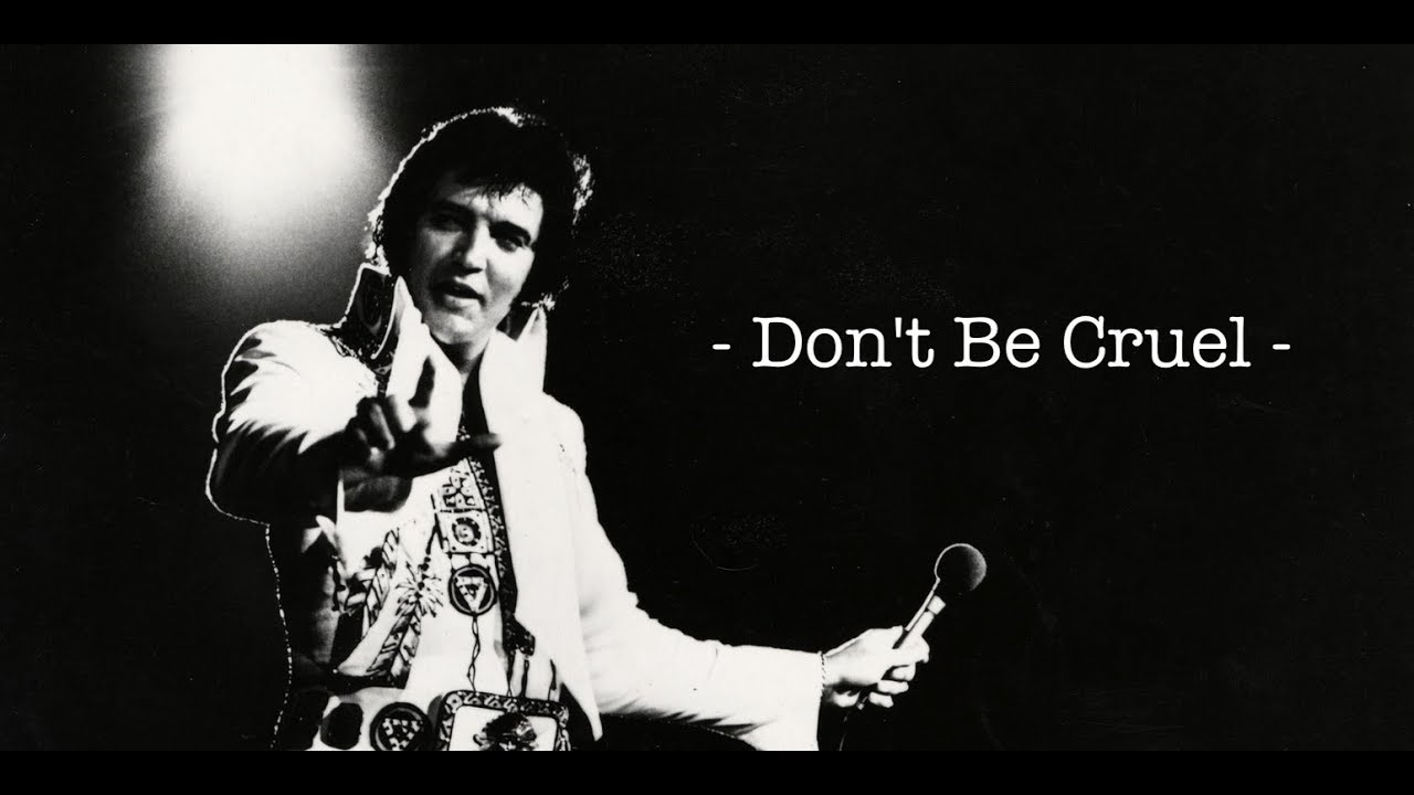 Elvis Presley - Don't Be Cruel [Guitar Cover With TAB] - YouTube