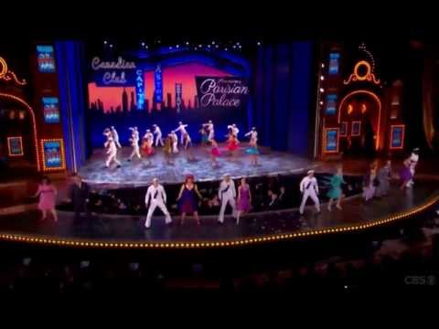 On The Town Performance Tony Awards 2015