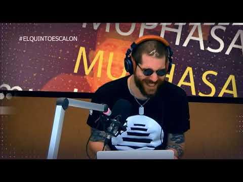 DTOKE HABLA DE FORCE - El Quinto Escalon Radio (13/11/17)