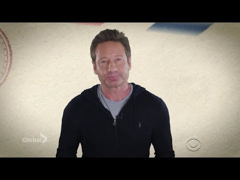 David Duchovny on Dear Famous People