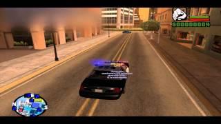 net4game.com || Los Santos Police Department - pościg za niebieskim Emperorem