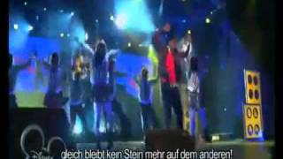 Camp Rock 2 - Tear it down - Music Video mit Deutschen Untertitel HQ