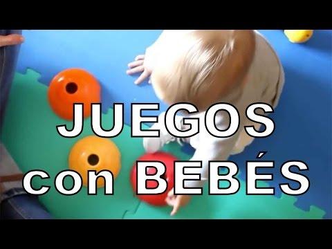 Juegos Con Bebes De 9 A 12 Meses Muy Entretenidos Youtube