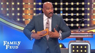 """Steve Harvey: """"What's she mad at ME for???"""" 