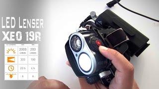 led Lenser XEO 19R - prezentare in romana