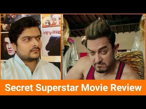 Secret Superstar - Movie Review [Old Video Re-upload]