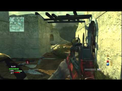MW3 Mission 40 - 7 Type 95 MOAB Gameplay (Old Account)