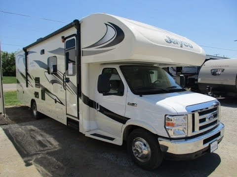 2016 greyhawk 29mv class c motorhome by for Used motor homes class c