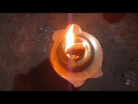 Paper fire log DIY fire starter
