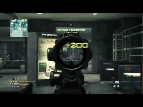 Black Ops 2 Campaign Info and Trailer Breakdown (MW3 Gameplay/ Commentary)