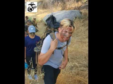"""RSS Fresno Future Marines Hike"" July 2017"