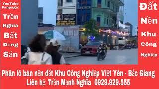 Khu đô thị Đình Trám Sen Hồ - Việt Yên - Bắc Giang