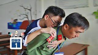 Cảm động việc tử tế của một chiến sĩ Công an