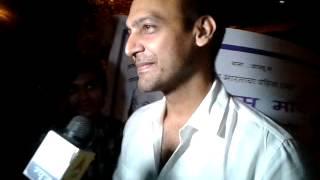 Manish Wadhwa Interview With ABP News Mumbai Rally