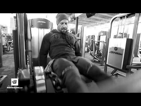 Quads Workout | Day 29 | Kris Gethin's 8-Week Hardcore Training Program