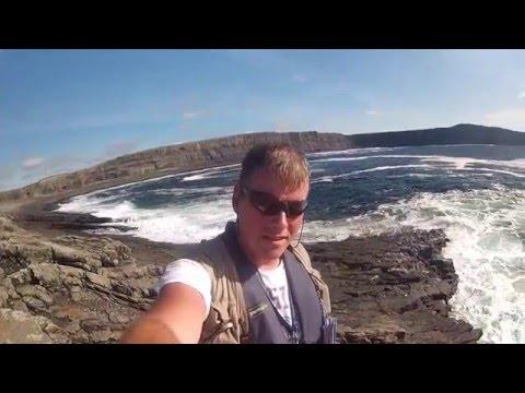 Saltwater Fly Fishing - The Wild Atlantic Way - Ireland
