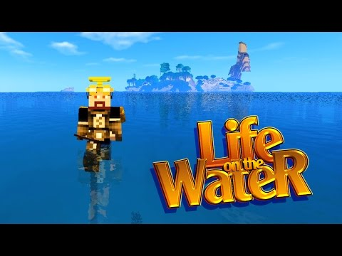 Life on the Water 🌳 MINECRAFT LiTW #308