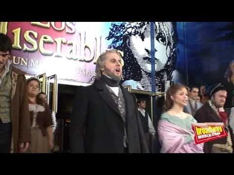 Los Miserables (Madrid) en La Noche de los Teatros
