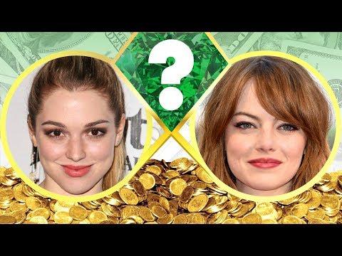 WHO'S RICHER? - Jennifer Stone or Emma Stone? - Net Worth Revealed! (2017)