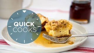 French Toast Muffins - Quick Cooks