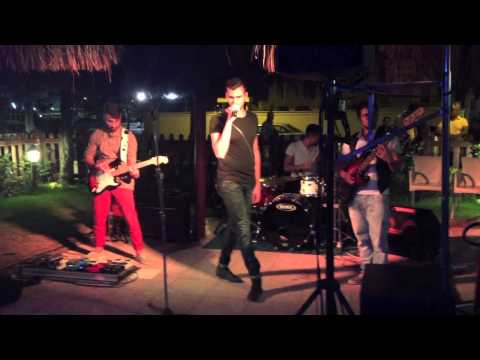 Sugar - EMFIVE live (Tribute Band Maroon 5)