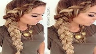 Easy Beautiful Hairstyles Tutorials for Girls