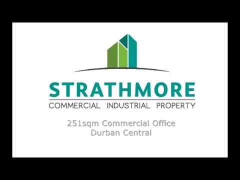 251sqm Commercial Office in Durban Central