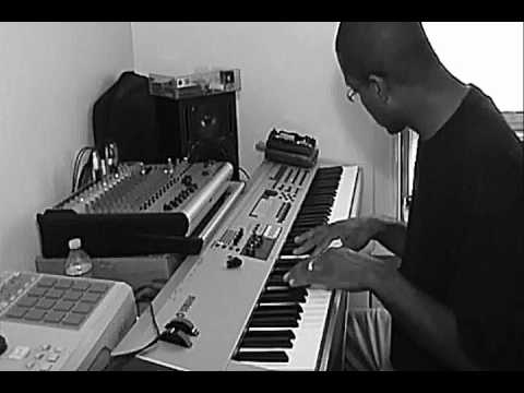 Download MAKING A BEAT WITH THE  YAMAHA MO8 (HOPE YOU FEEL ME ON THIS ONE)!!