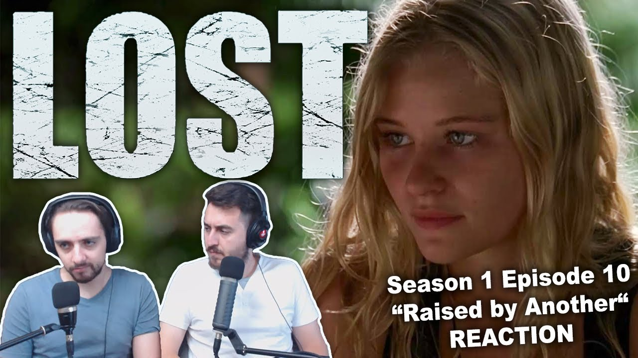 """Download LOST Season 1 Episode 10 """"Raised by Another"""" REACTION"""