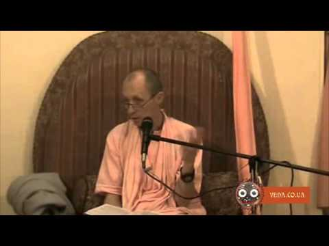 Шримад Бхагаватам 1.6.1 - Бхакти Ананта Кришна Госвами