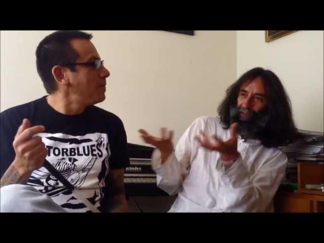 Serie Jabón de Olor: Entrevista de Óscar García a Grillo  Villegas