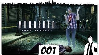 Murdered Soul Suspect #001 - Ich bin ... | German Gameplay