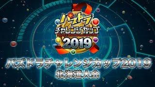 パズドラチャレンジカップ2019北海道大会