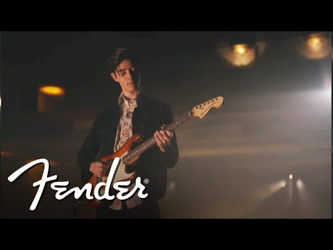 Curt Henderson Introduces The American Performer Stratocaster | American Performer Series | Fender