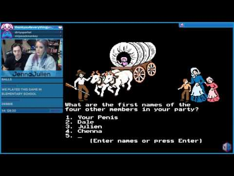 Oregon Trail!!