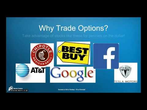 The DEPOT Method Trading Plans for Apple Stock Split Revealed | Market Traders Institute 06/19/2014