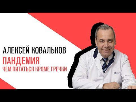 Проект Алексея Ковалькова «Есть или не есть», Пандемия, чем питаться кроме гречки