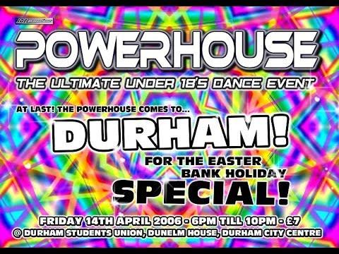 Powerhouse Durham April 2006 DVD