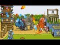 Grow Castle Gameplay - Attack Castle Plus More Gold