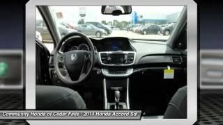 2014 Honda Accord Sdn Cedar Falls IA H8799
