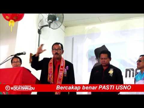 Budaya USNO kini ialah 'Bercakap Benar' - Haji Dulli Haji Tiaseh (Presiden) HD