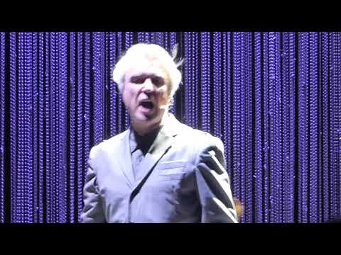 David Byrne - Once in a Lifetime [Talking Heads song] (Houston 04.28.18) HD Mp3