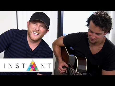 Cole Swindell Reveals Favorite Country Singer To Cover | Instant Exclusive | INSTANT