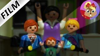 摩比游戏 Playmobil 玩偶影片 艾玛的新保姆, 一切都很糟糕, 怎么断电了!