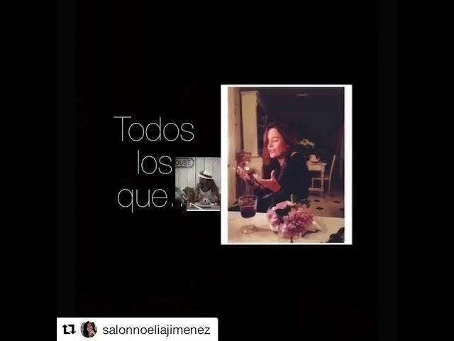 Cumpleaños Noelia Jiménez