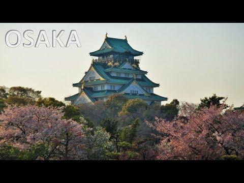 OSAKA – Japan 🇯🇵 [HD]