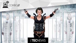 Ebolaestá à venda por US$ 150 mil / Resident Evil vai virar série de TV | TecNews [combo]