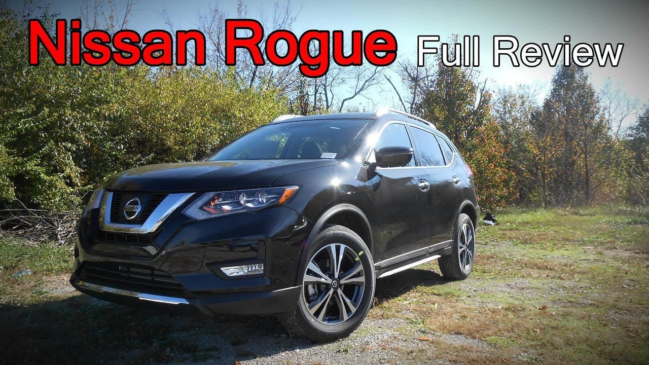 2017 nissan rogue full review s sv sl hybrid youtube. Black Bedroom Furniture Sets. Home Design Ideas