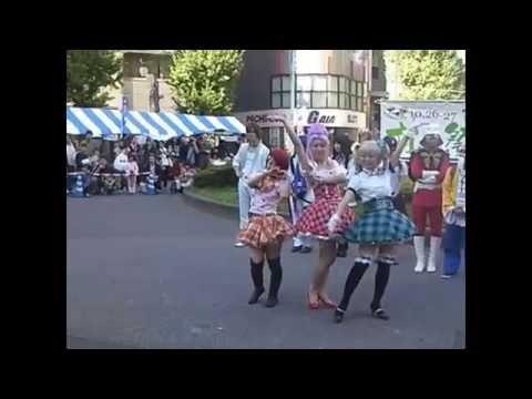 大塚商人祭りコスプレパレード